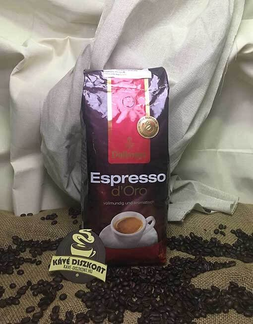 Dallmayr Espresso D'oro szemes kávé 1000 g