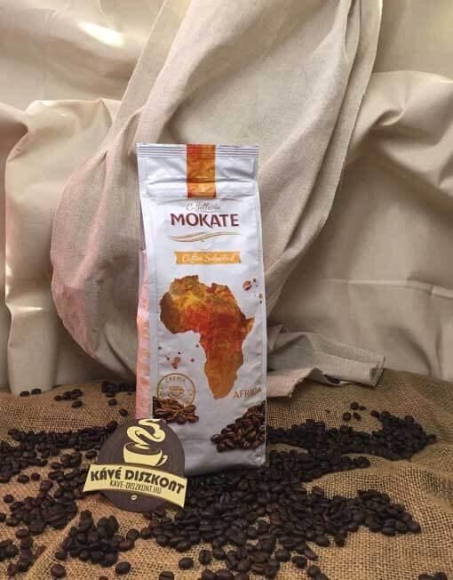 Caffelleria Mokate Africa