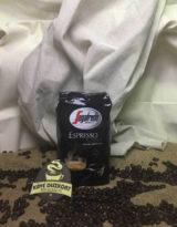 Segafredo Espresso Casa Szemes 500 g