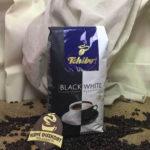 Tchibo Black and White szemes kávé 1 kg
