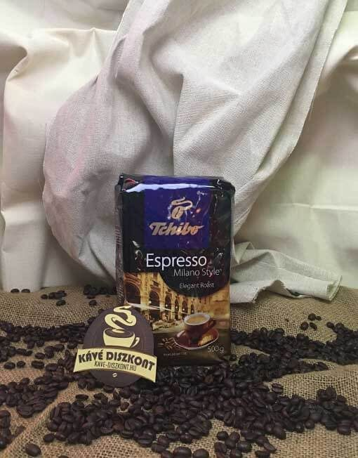 Tchibo Milano Style 500 g szemes kávé