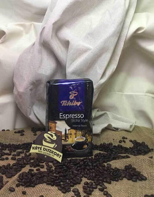 Tchibo Sicilia Style 500 g szemes kávé