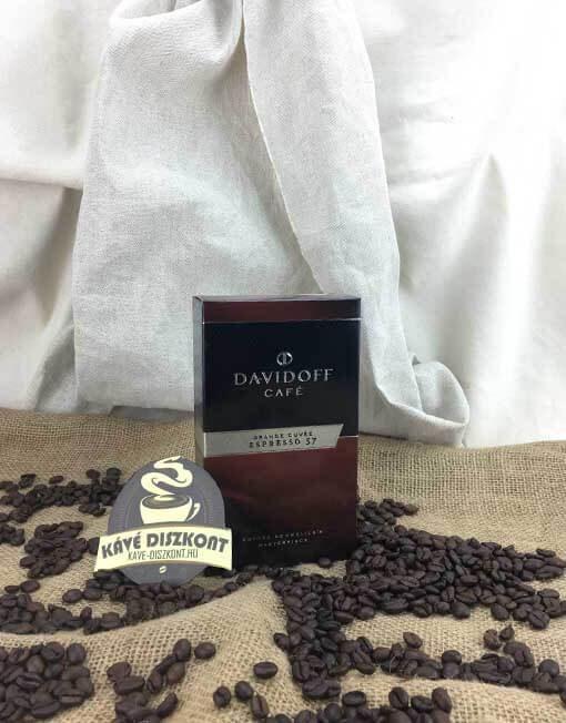 Davidoff Café Espresso 57 őrölt 250 g