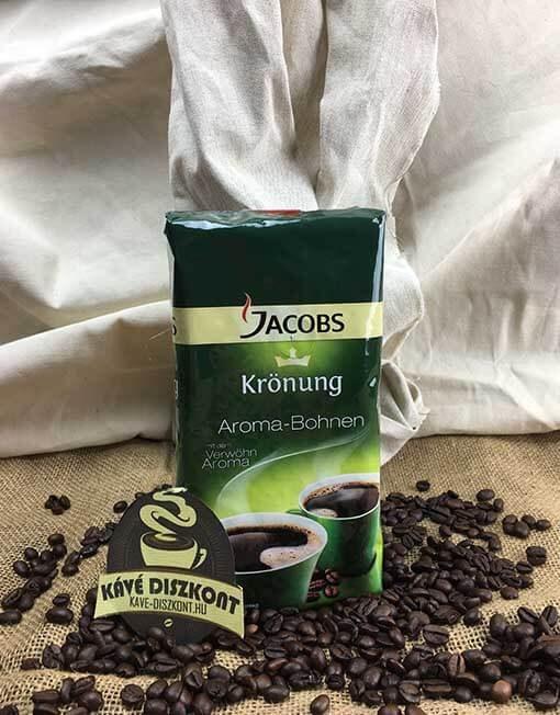 Jacobs Krönung Szemes kávé 500 g