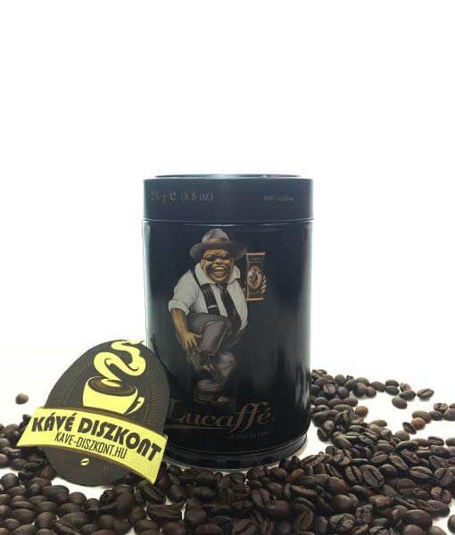 Lucaffé Mister exclusive szemes kávé 250 g