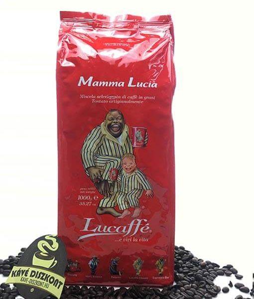 Lucaffé Mamma Lucia szemes kávé 1000 g