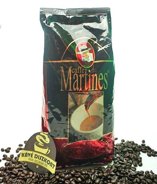 Martines Espresso Rosso szemes kávé 1000 g