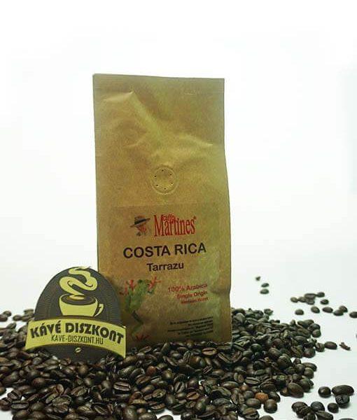 Martines Single Origin - Costa Rica Tarrazu 200 g szemes kávé
