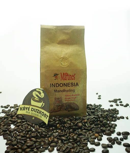 Martines Single Origin - Indonesia Mandheling 200 g szemes kávé