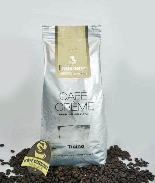 Dallmayr Café Créme Ticino szemes kávé 1000 g
