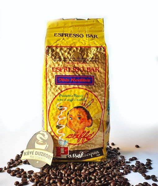 Passalacqua Ibis Redibis szemes kávé 1000 g