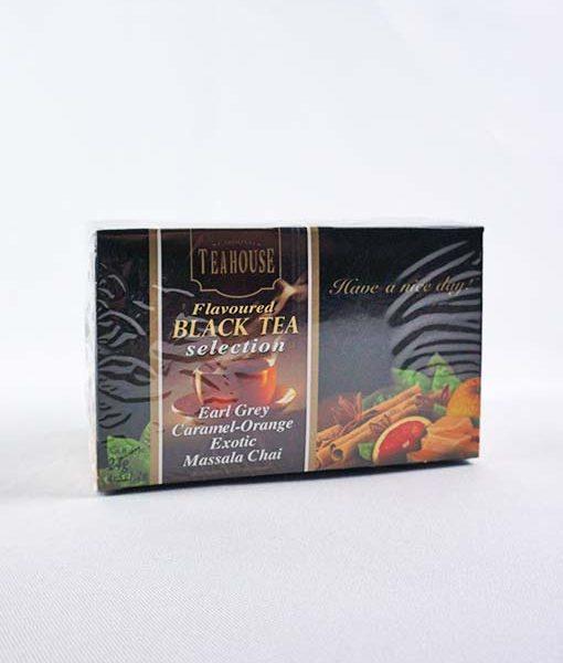 Gárdonyi Teaház Fekete tea válogatás 4 x 5 x 1,2 g
