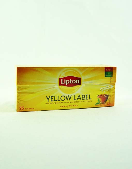 Lipton Yellow Label tea 25 x 2 g