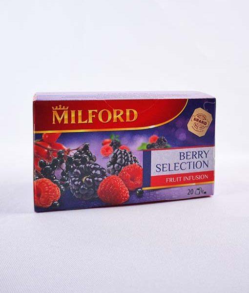 Milford Szeder - Málna tea 20 x 2,25 g