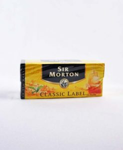 Sir Morton Classic Label tea 20 x 1,75 g
