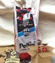 Pellini Break Rosso szemes kávé 6 x 1000 g ingyenes szállítással