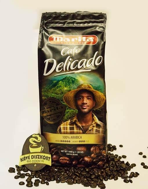 Marila-Crema-Delicado-Kávé-Diszkont Olcsó kávé árak