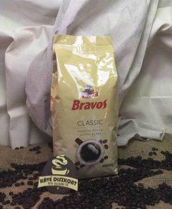 Bravos Classic szemes 1000g