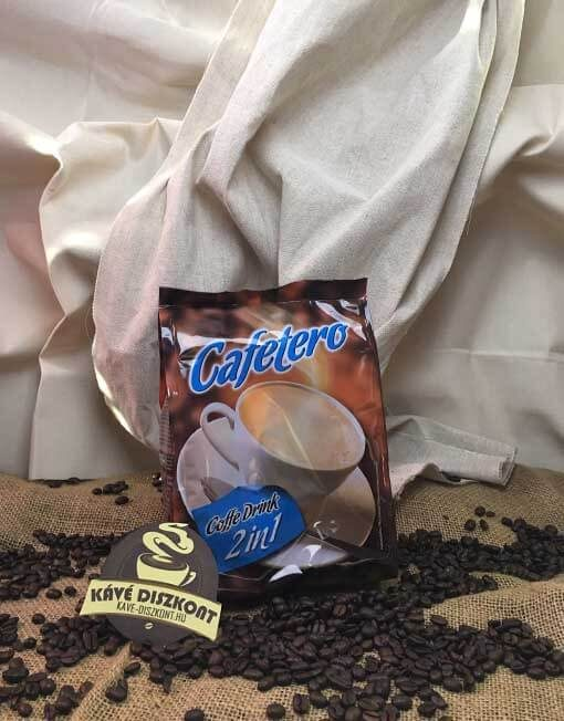 Cafetero 2in1 10db 10x14g 140g