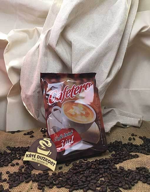 Cafetero 3in1 10db 10x18g 180g
