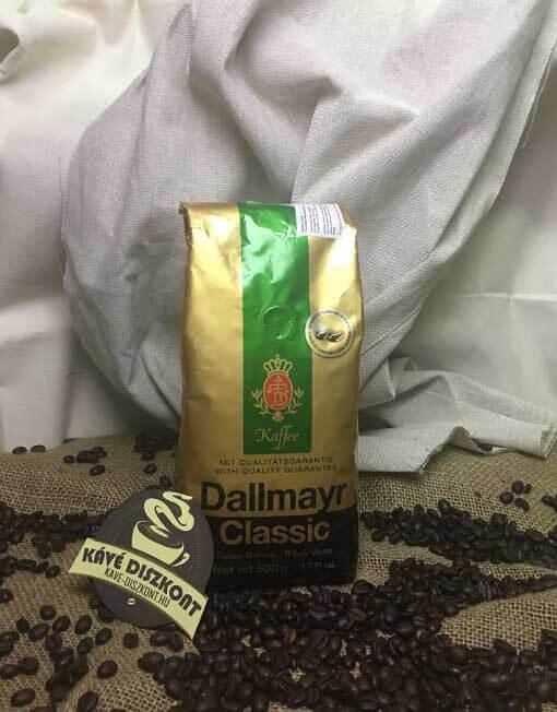 Dallmayr Classic szemes 500g