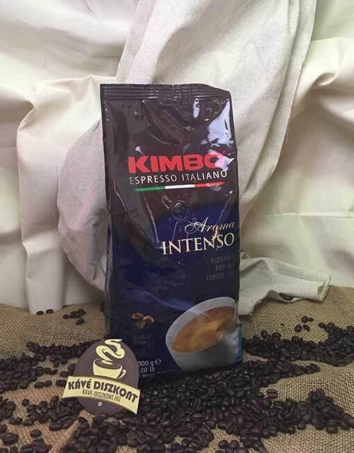 Kimbo Aroma Intenso szemes kávé 1000 g