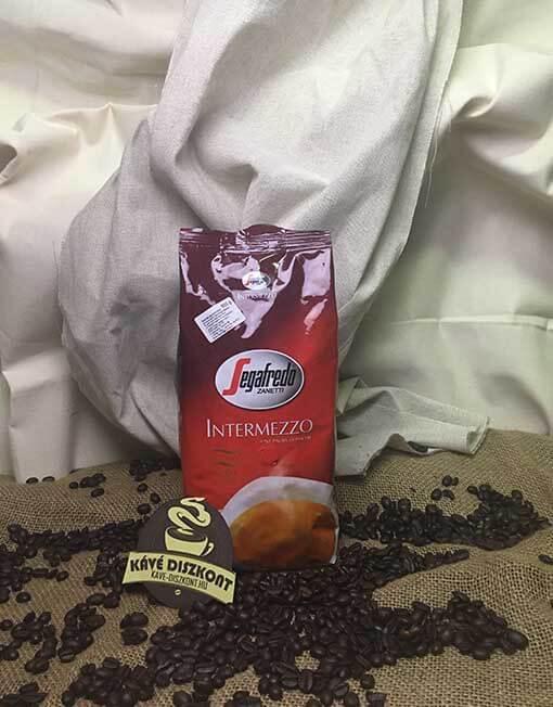 Segafredo Intermezzo Szemes 500 g