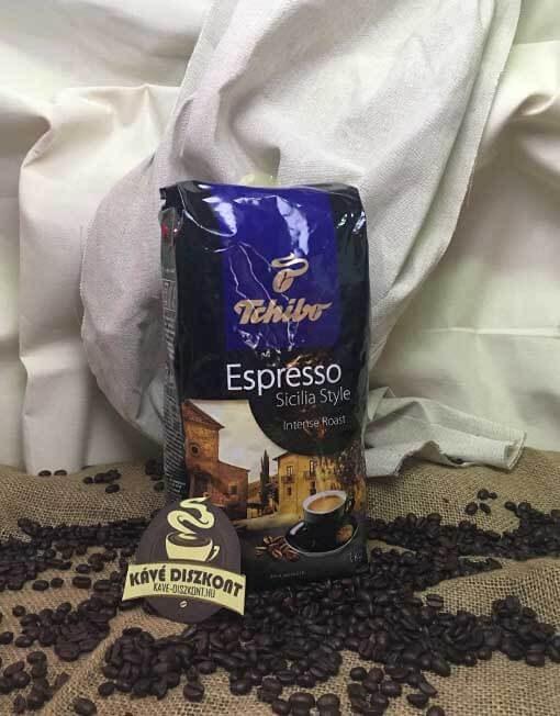Tchibo Espresso Sicilia Style szemes 1000g