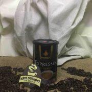 Dallmayr Espresso Monaco őrölt kávé 200 g Fémdobozban