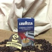 Lavazza Crema E Gusto őrölt kávé 250 g