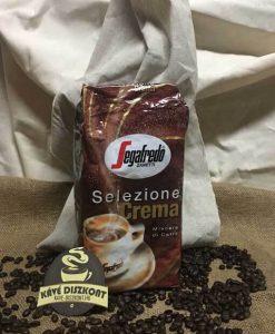 Segafredo Selezione Crema szemes kávé 1000 g