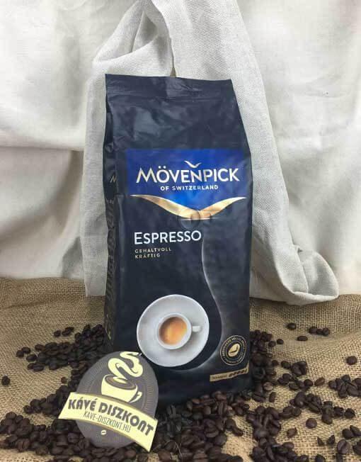 Mövenpick Gourmet Espresso szemes kávé 1000 g