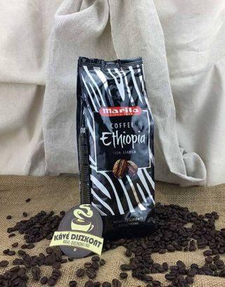 Marila Coffee Ethiopia szemes kávé 500 g