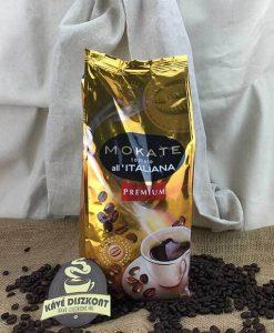 Mokate All 'Italiana Prémium szemes kávé 1000 g