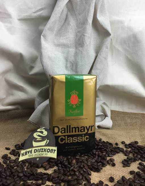 Dallmayr Classic őrölt kávé 500 g