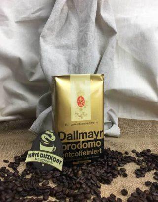 Dallmayr Prodomo Koffeinmentes Őrölt kávé 500 g