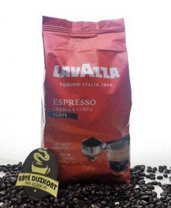 Lavazza Espresso Crema E Gusto Forte szemes kávé 1Kg