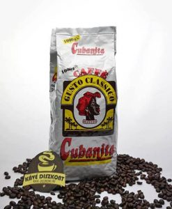 Carraro Cubanita Gusto Classico szemes kávé 1000 g