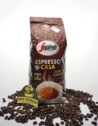 Segafredo Espresso Casa Szemes 1 Kg