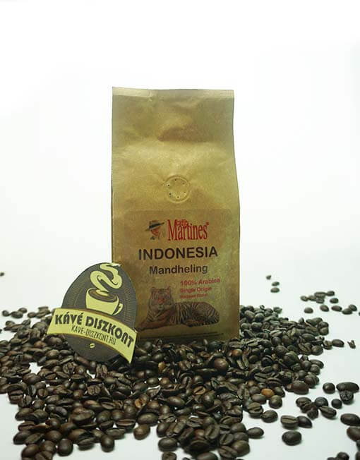 Martines Single Origin - Indonesia Mandheling 200 g szemes kávé