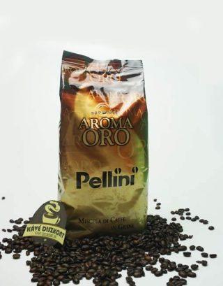 Pellini Aroma Oro szemes kávé 1000 g