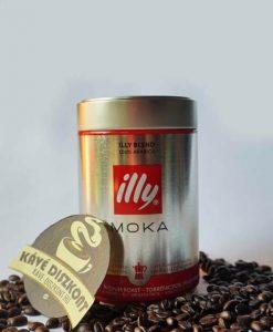 Illy Moka 250 g őrölt kávé