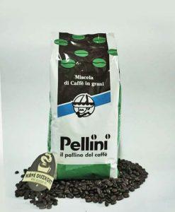 Pellini Break Verde szemes kávé 1000 g