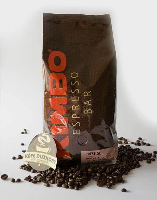 Kimbo Prestige szemes kávé 1000 g
