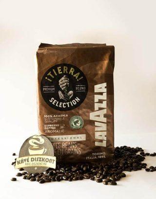 Lavazza Tierra szemes kávé 1000 g