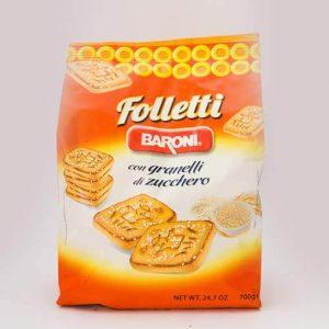 Baroni Folletti omlós keksz 700 g