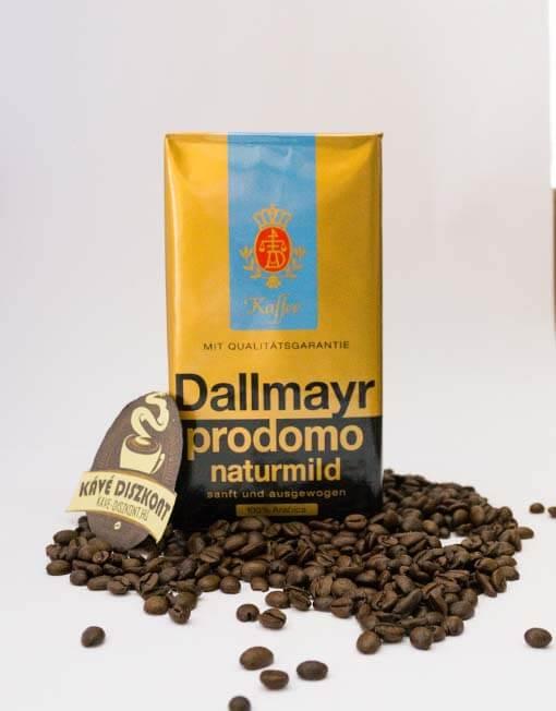 Dallmayr Prodomo Naturmild őrölt kávé 500 g
