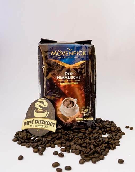 Mövenpick Heavenly szemes kávé 500 g