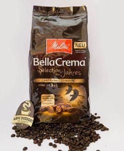 Melitta Bella Crema Selection des Jahres 2018 Solombra szemes kávé 1000 g