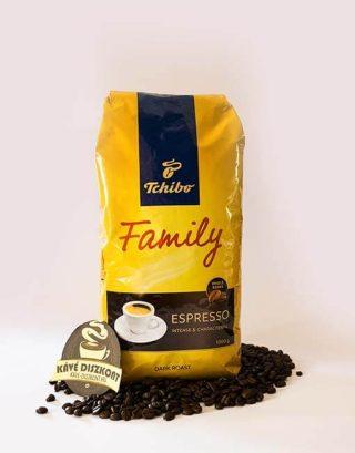 Tchibo Family Espresso szemes kávé 1000 g
